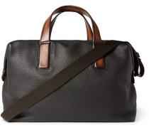 Moderniste Full-grain Leather Holdall