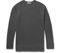 Loopback Supima Cotton-jersey Sweatshirt