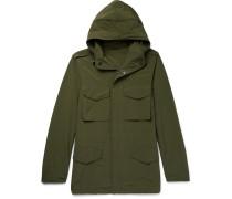 Shell Hooded Field Jacket