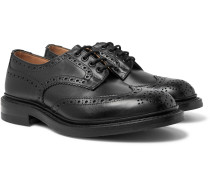 Bourton Leather Wingtip Brogues