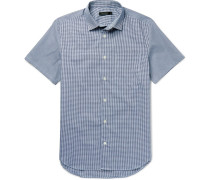 Relic Gingham Cotton Shirt