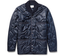 Julius Quilted Shell Jacket
