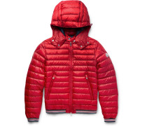 Vidal Quilted Shell Down Jacket