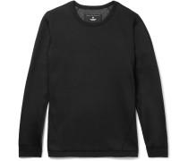 Bonded Cotton-jersey Sweatshirt
