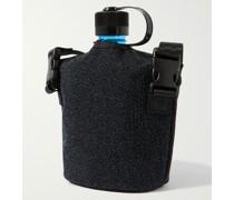 + Nalgene Canteen Water Bottle and Woven Holder