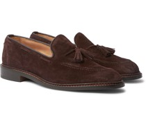 Elton Suede Tasselled Loafers
