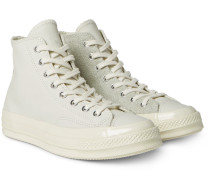 1970s Chuck Taylor All Star Leather And Suede High-top Sneakers