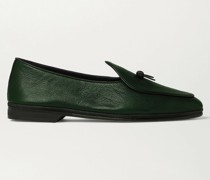 Marphy Full-Grain Leather Tasselled Loafers