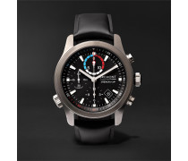 AC-R-II America's Cup Regatta Chronograph 43mm Stainless Steel and Rubber Watch, Ref. No. 970380