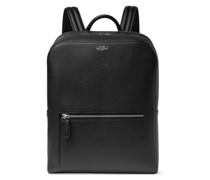 Ludlow Full-Grain Leather Backpack