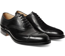 Toronto Cap-toe Leather Oxford Brogues