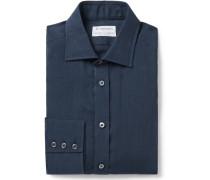 + Turnbull & Asser Linen Shirt