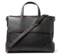 Gommini Full-grain Leather Tote Bag