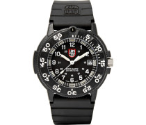 3000 Series Carbon-reinforced And Rubber Watch