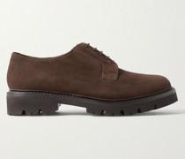 Melvin Suede Derby Shoes