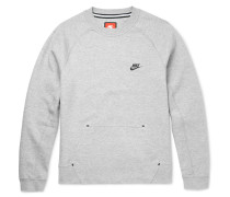 Cotton-blend Tech Fleece Sweatshirt