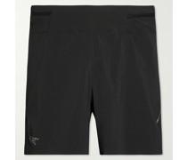 Motus Slim-Fit Teslin Shorts