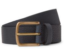 3cm Full-Grain Leather Belt