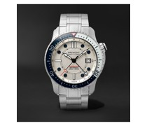 Supermarine Waterman Limited Edition Automatic 43mm Stainless Steel Watch, Ref. No. S500/WATERMAN