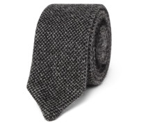 5cm Knitted Cashmere Tie