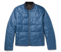 Reversible Quilted Shell Down Jacket