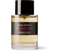 Monsieur Eau de Parfum - Rum, Patchouli, Amber, 100ml
