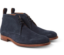 Marcus Suede Chukka Boots
