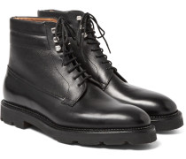 Alder Leather Derby Boots