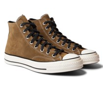 Chuck 70 Suede High-Top Sneakers