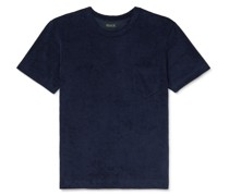 Fons Cotton-Blend Terry T-Shirt