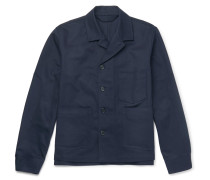 Media Cotton-twill Jacket