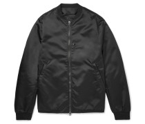Selo Light Satin-shell Bomber Jacket