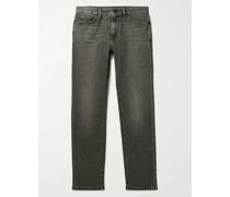 Ambassador Slim-Fit Organic Denim Jeans