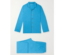 Stretch Micro Modal Jersey Pyjama Set