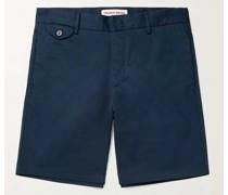 Marshall Cotton-Blend Shorts