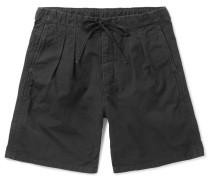 Farmer Cotton Drawstring Shorts
