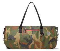 Trail Coast Camouflage-Print Tarpaulin Dry Duffle Bag