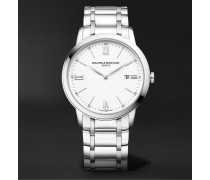 Classima 42mm Stainless Steel Watch, Ref. No. 10526