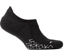 Elite Cushioned Dri-fit No-show Socks