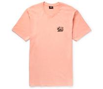 Giza Printed Cotton-jersey T-shirt