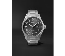 Big Crown ProPilot Big Day Date Automatic 44mm Stainless Steel Watch, Ref. No. 01 752 7760 4063-07 8 22 08P