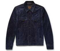 City Suede Jacket