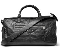 Squash Creased-leather Holdall