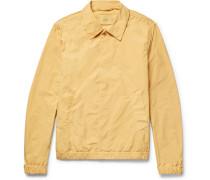 Cooper Brushed-shell Coach Jacket