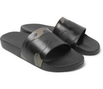 Camouflage Rubber Slides