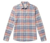 Seaview Organic Cotton-Flannel Shirt
