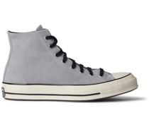 Chuck 70 Suede High-Top Sneakers