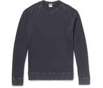 Garment-Dyed Cashmere Sweater