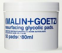 Resurfacing Glycolic Pads x 50
