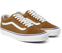 Og Old Skool Lx Suede And Canvas Sneakers